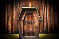 drzwiowa magia Zdjęcia Royalty Free