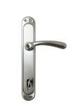 drzwiowa płaska rękojeść Fotografia Stock