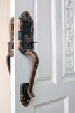 drzwiowa rękojeść obrazy stock
