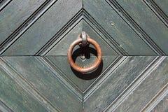 Drzwiowa rękojeść Fotografia Stock