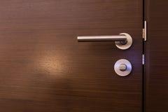 Drzwiowa rękojeść Obraz Royalty Free