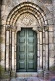 drzwiowa romańszczyzna Obraz Stock