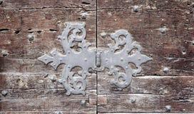 Drzwiowa zawiasowego dopasowania sztuka (klapowana) Obraz Stock