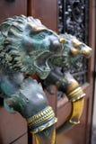 drzwiowe gałeczki Zdjęcia Royalty Free