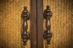 Drzwiowe rękojeści Zdjęcia Royalty Free