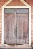 drzwiowy świątynny tajlandzki Obraz Stock
