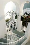 drzwiowy światło słoneczne Obrazy Royalty Free
