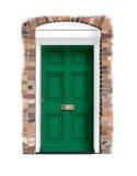 drzwiowy dom Zdjęcia Stock