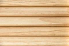 Drzwiowy drewniany brogujący Fotografia Royalty Free