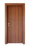 drzwiowy drewno zdjęcia royalty free