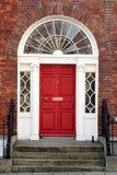 drzwiowy Dublin Obrazy Royalty Free