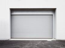 drzwiowy garaż Zdjęcia Stock