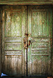 drzwiowy grunge zdjęcia royalty free