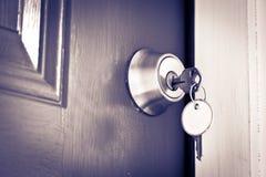 drzwiowy kędziorek Fotografia Stock