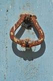 Drzwiowy Knocker Zdjęcia Royalty Free