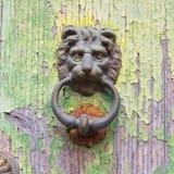 Drzwiowy knocker Obraz Royalty Free