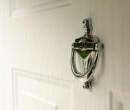 drzwiowy knocker obraz stock