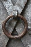 drzwiowy knocker Zdjęcie Stock