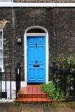 drzwiowy London Obrazy Stock