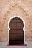 drzwiowy meczet Zdjęcia Royalty Free