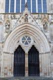 drzwiowy minister zachodni York Zdjęcia Royalty Free