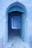 drzwiowy Morocco Zdjęcie Stock
