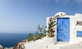 drzwiowy nigdzie Obraz Royalty Free