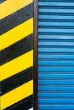 drzwiowy obruszenie Obrazy Stock