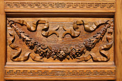 drzwiowy ornamental obraz stock