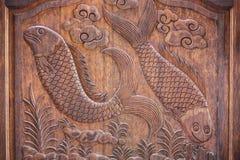 Drzwiowy panel fotografia royalty free