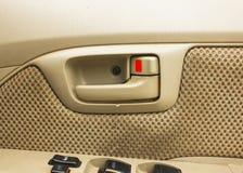 Drzwiowy samochód Zdjęcia Stock
