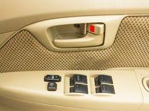 Drzwiowy samochód Zdjęcie Royalty Free