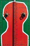 Drzwiowy Sidi Zdjęcie Stock