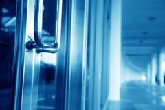 drzwiowy szkło obraz royalty free