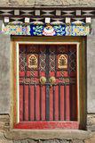 drzwiowy tibetan Obrazy Stock