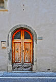 drzwiowy włoch obrazy royalty free
