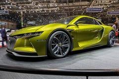 DS Automobiles E-Tense Electric Car Stock Photography