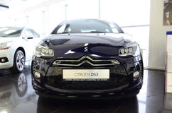 DS3 de Citroen Photo libre de droits