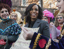 DSC_0061BD80  Kerry Washington - - Hasty Pudding Theatricals Woman of the Year 2016  © 2016 Paul Light Royalty Free Stock Image