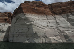 DSC0160 lago Powell ©2016 Paul Light Fotos de archivo libres de regalías