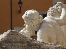 DSCF1229-Castielli-Italy-Roma-Fontana.di.Trevi Royalty Free Stock Photography