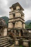 Dschungel-Turm Stockfotos