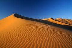 Désert de Sahara Photos libres de droits
