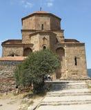 Dshwari-Kirche, Mzcheta, Georgia Stockbild