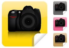 DSLR Camera Stock Photography
