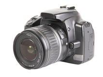 DSLR camera Royalty Free Stock Photo