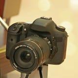 DSLR Digital Camera Royalty Free Stock Images
