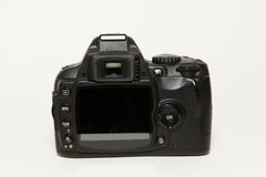 DSLR Camera Back Stock Photos