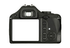 DSLR Professional Camera Body Stock Photos