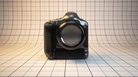 DSLR camera Royalty Free Stock Image